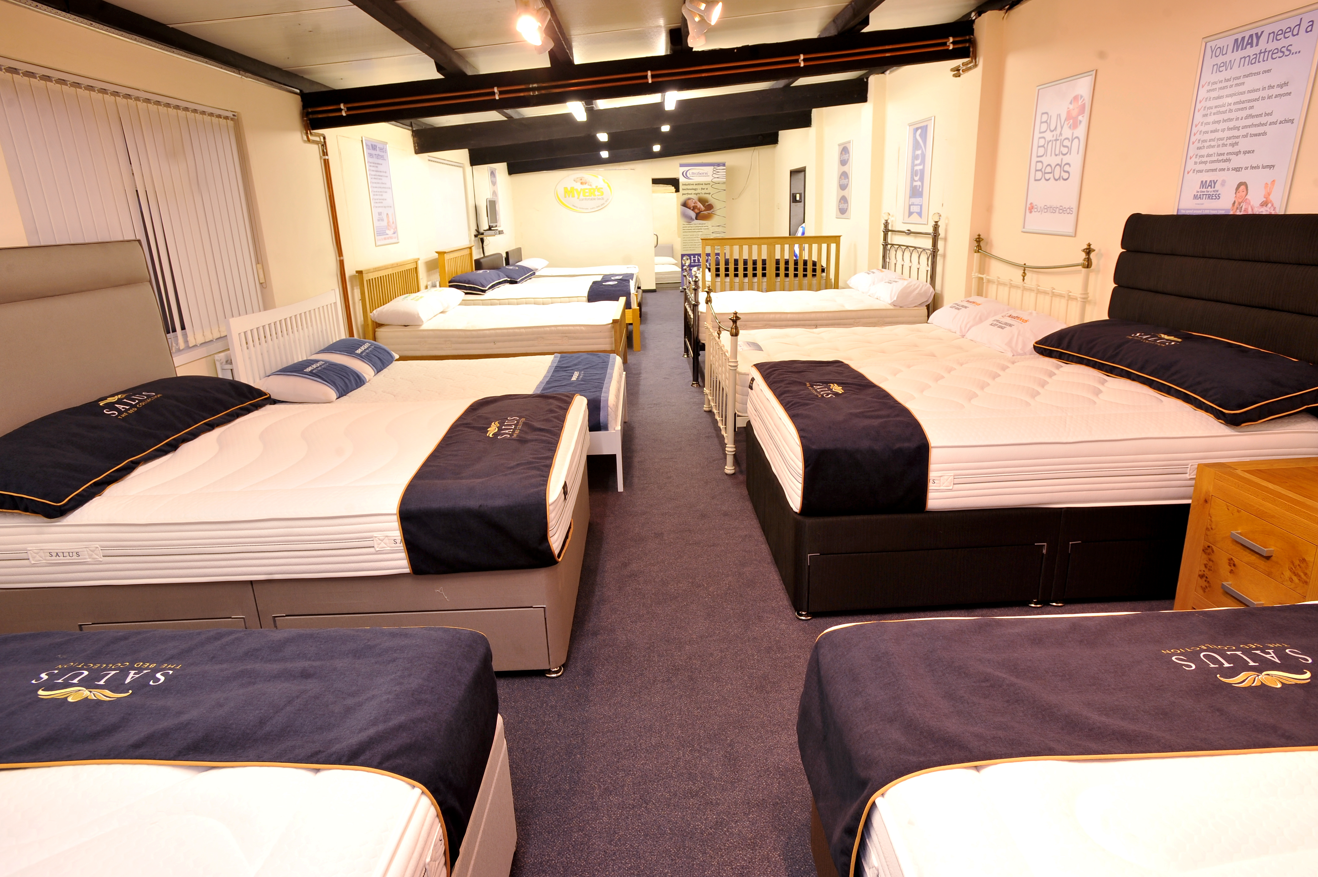 Bed Showrooms In Leicestershire