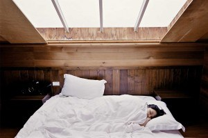 sleep after work